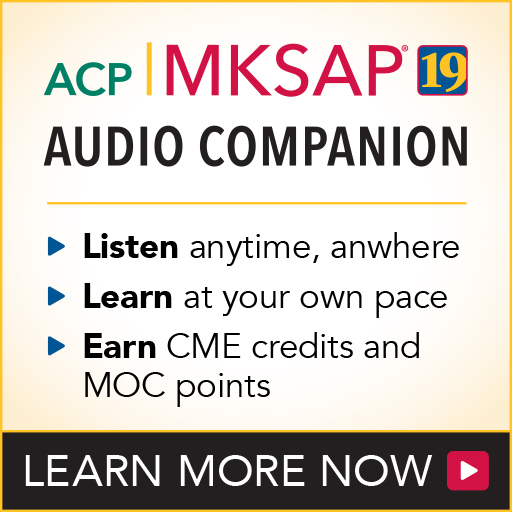 Oakstone MKSAP 19 Audio Companion
