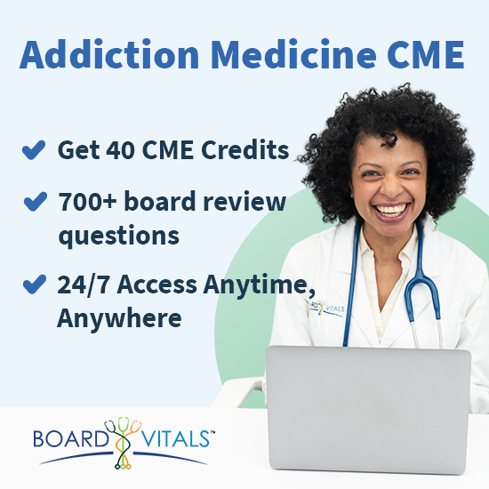 BoardVitals-Addiction-Medicine-CME-Board-Review