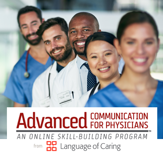Advanced Communication for Physicians