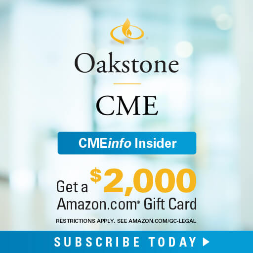 CMEinfo Insider Hospital Medicine with up to $2,000 Gift Card