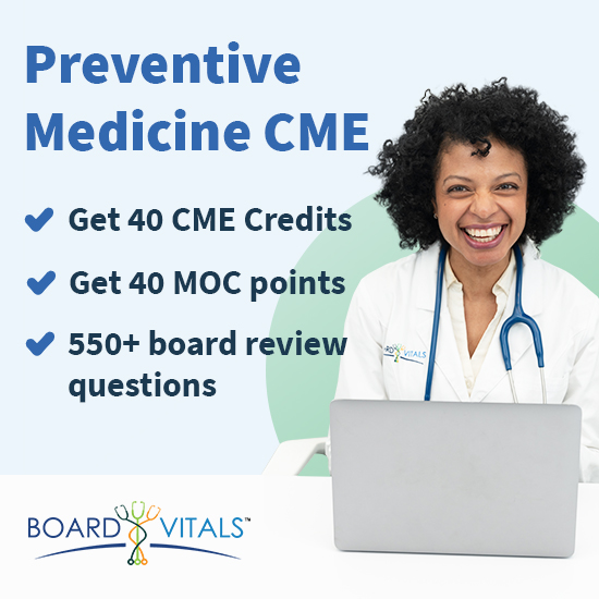 BoardVitals-Preventive-Medicine-CME Review