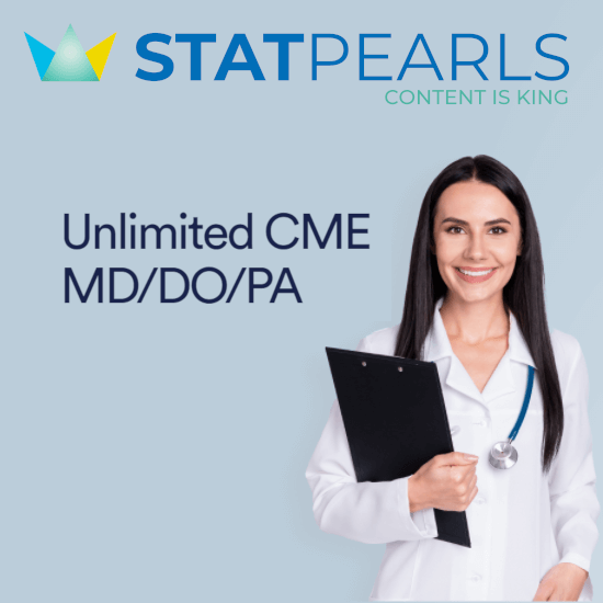 StatPearls Unimited Physician CME