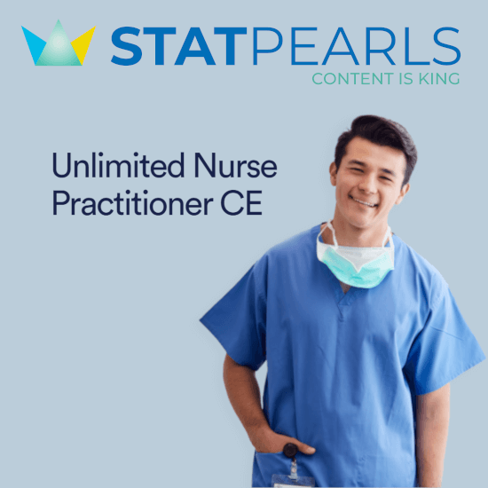 StatPearls Unlimited Nurse Practitioner CME