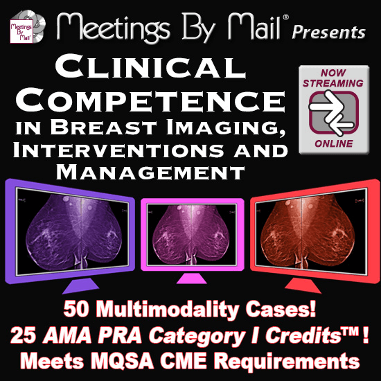 Clinical Competence in Breast Imaging, Interventions and Management